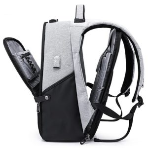 Nomad Backpack funciona antirrobo, usb, laptop