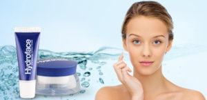 Hydroface cream - anti aging system, συστατικά, advanced