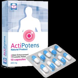 ActiPotens Bieżące informacje 2018, cena, opinie, forum, capsules, sklad - to działa? Allegro, apteka - gdzie kupic? Polska - Producent