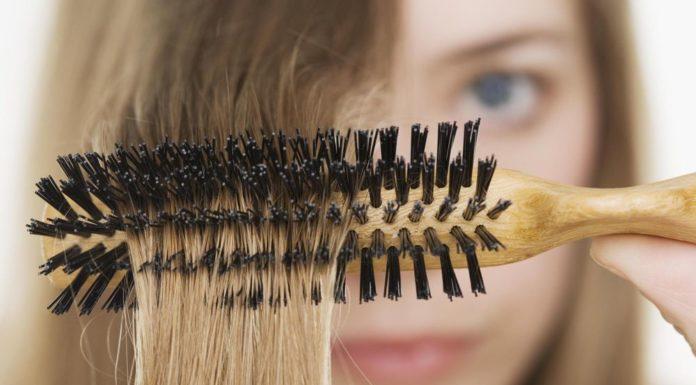 Bagaimana untuk berurusan dengan rambut rontok?