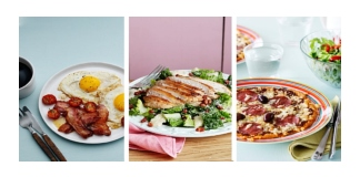 Diet för viktminskning