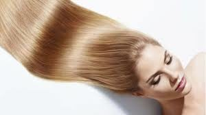 ta hand om håret