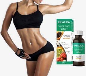 Idealica health & weight, συστατικα - λειτουργία;