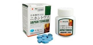 Japan Tengsu – ulasan – harga