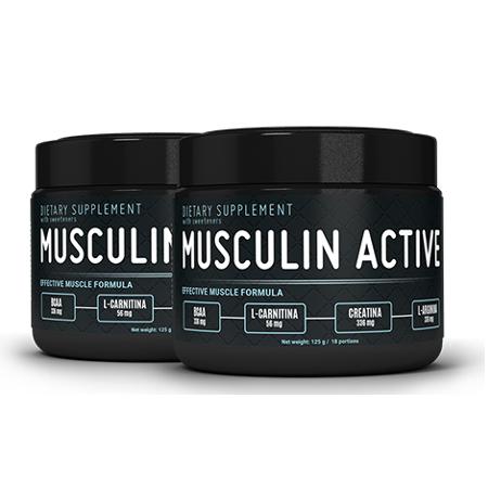 Musculin Active Kompletny przewodnik 2018, cena, opinie, forum, skład - jak stosowac? Allegro, sklep - gdzie kupic? Polska - Producent