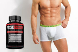 Que es Long&Strong pills, ingredientes - funciona?