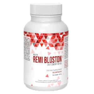 Remi Bloston ολοκληρώθηκε οδηγός 2019, τιμη, κριτικές - φόρουμ, σχόλια, capsules, συστατικα - πού να αγοράσετε; Ελλάδα - παραγγελια