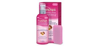 FreshDepil – chức năng – giá