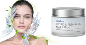 Como Awaderm cream, ingredientes - como aplicar?