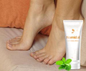 Nomidol cream, съставът - това работи?