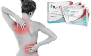 PainKill plasters, for treating joint and spine - does it work?