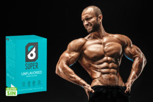 Super 8 protein source, ingredientes - funciona?