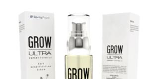 Grow Ultra úplná príručka 2019, recenzie, skusenosti, cena, serum, zlozenie - lekaren, heureka? Objednat, original