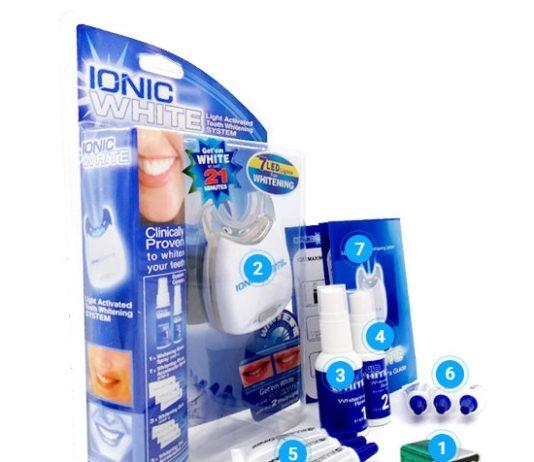 Ionic White úplná príručka 2019, recenzie, skusenosti, cena, teeth whitening kit, zlozenie - lekaren, heureka? Objednat, original