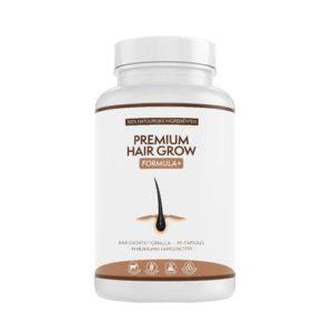 Premium Hair Grow Formula Volledige informatie 2019, ervaringen, review, forum, prijs, capsules - hoe te nemen? Nederland - bestellen