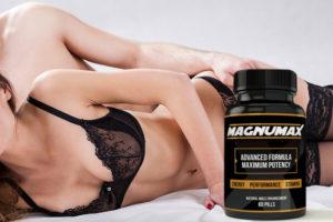 Que es Magnumax pastillas, ingredientes - para que sirve?