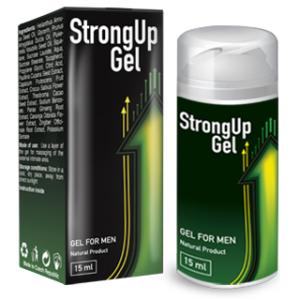 StrongUp Gel - Guía Actual 2019 - opiniones, foro, precio, composicion - donde comprar? España - en mercadona