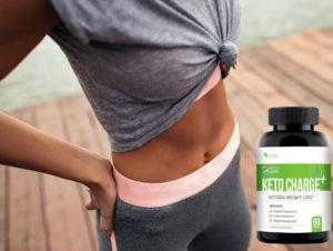 Keto Charge píldoras de dieta, pérdida de peso - como funciona