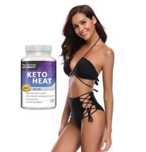 Para que sirve Keto Heat capsulas, ingredientes - efectos secundarios