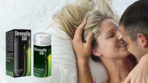 StrongUp Gel potency, ingrediente - funtioneaza?