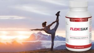 Flenisan cápsulas, ingredientes, cómo tomarlo, como funciona, efectos secundarios
