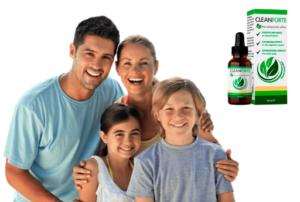 Clean Forte picături, ingrediente, cum să o ia, cum functioneazã, efecte secundare