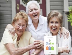 Dialine капсули, съставки, как да го приемате, как работи, странични ефекти