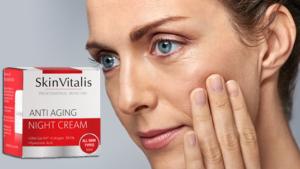 Skin Vitalis crema, ingredientes, cómo aplicar, como funciona, efectos secundarios