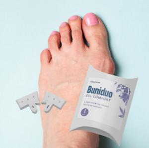 Buniduo Gel Comfort separador de dedos de silicona, cómo usarlo, como funciona, efectos secundarios
