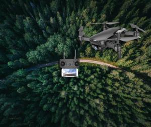 Explore Air quadcopter drones, hoe het te gebruiken, hoe werkt het