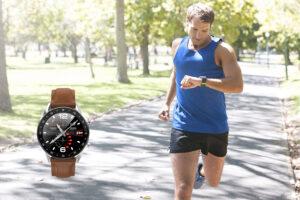 GX Smartwatch slim horloge, hoe het te gebruiken, hoe werkt het