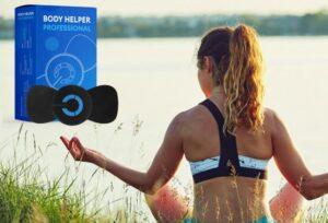 Body Helper electrodo estimulador muscular, cómo usarlo, como funciona, efectos secundarios