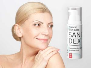 Sanidex crema, ingredientes, cómo aplicar, como funciona, efectos secundarios